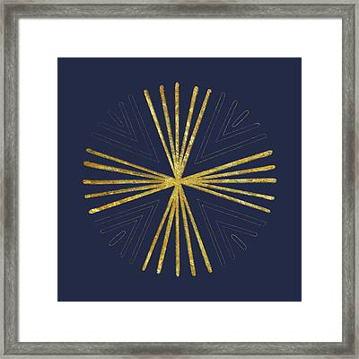 Pattern Vii Framed Print