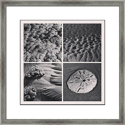 patterns And Prayers #melissawyatt Framed Print