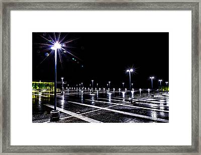 Patterns In The Mundane Framed Print