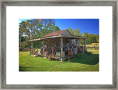 Patterson Place 1 Framed Print