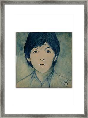 Paul  Framed Print