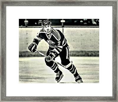 Paul Coffey Framed Print