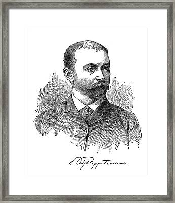 Paul Philippoteaux (1846-1923) Framed Print by Granger
