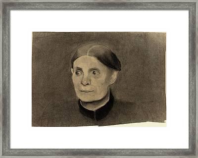 Paula Modersohn-becker German, 1876 - 1907 Framed Print by Quint Lox