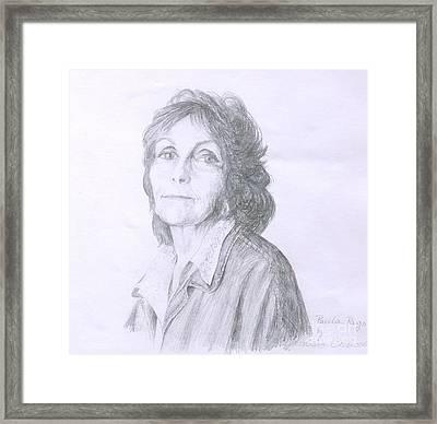 Paula Rego Framed Print