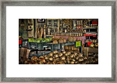Pavlock Farms Framed Print