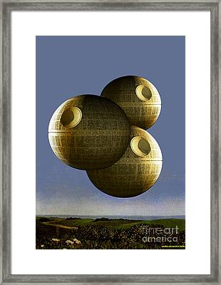 Pawn Framed Print by Sasha Keen