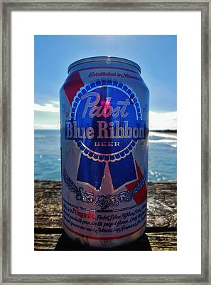 Pbr Tournament Fishermen 4 11/08 Framed Print