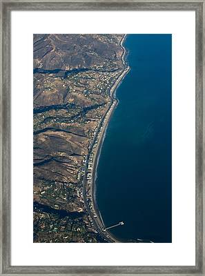 PCH Framed Print by John Daly