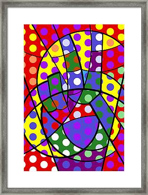 Peace 11 Of 12 Framed Print