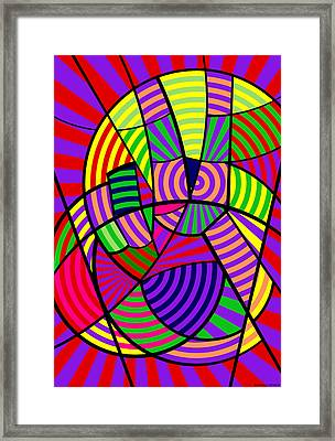 Peace 12 Of 12 Framed Print