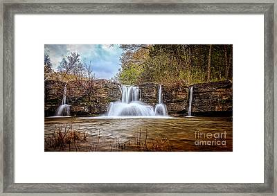 Peace 2 Framed Print by Larry McMahon