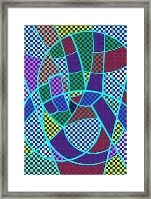 Peace 5 Of 12 Framed Print by Randall Henrie
