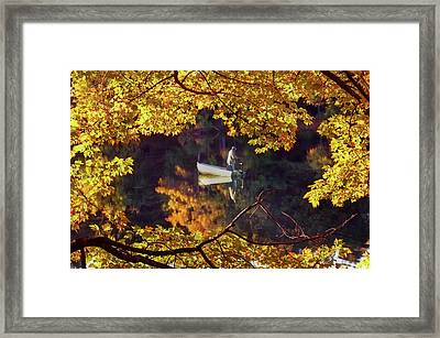 Peace Framed Print by Joann Vitali