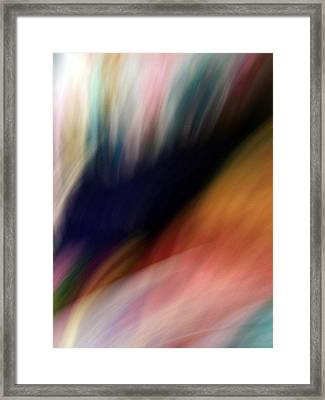 Peace Maker Framed Print