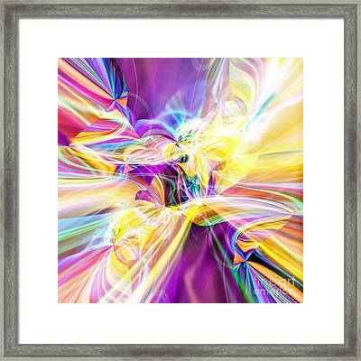 Peace Framed Print by Margie Chapman