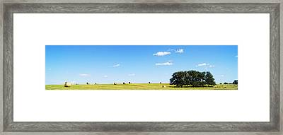Peace Of Mind Framed Print by Cricket Hackmann