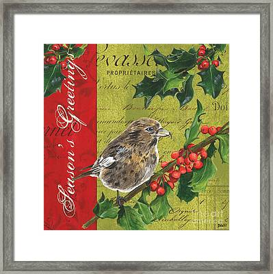 Peace On Earth 1 Framed Print