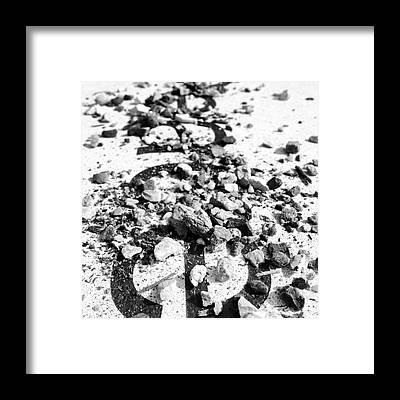 Rock Framed Prints