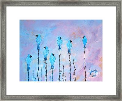 Peaceful Morning Limited Edition Prints 6 Of 20 Framed Print
