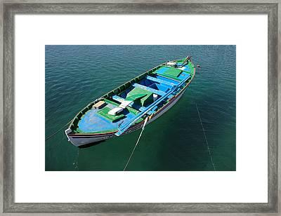 Peaceful Waters Framed Print