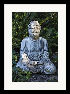 Spiritual Insight Framed Prints