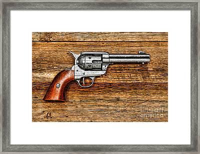 Peacemaker Framed Print