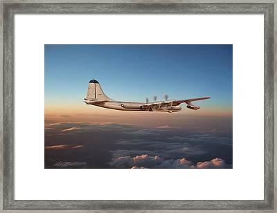 Peacemaker Framed Print by Peter Chilelli