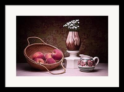 Flowered Framed Prints