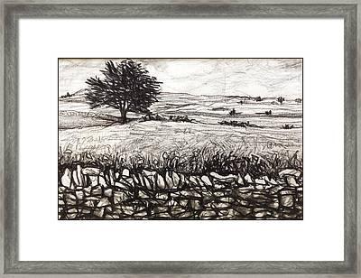 Peak District Framed Print