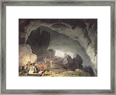 Peaks Hole, Derbyshire Framed Print
