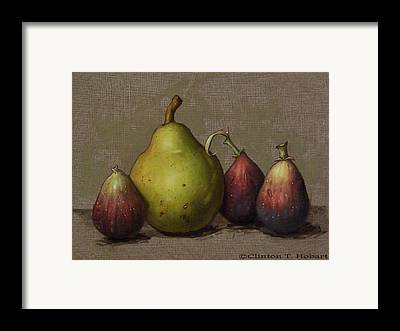 Fig Framed Prints