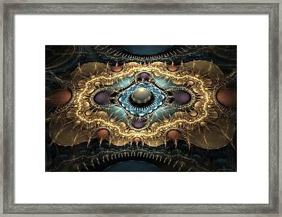 Pearl Of Wisdom Framed Print by Svetlana Nikolova