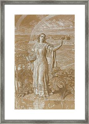 Pearl Framed Print by William Holman Hunt