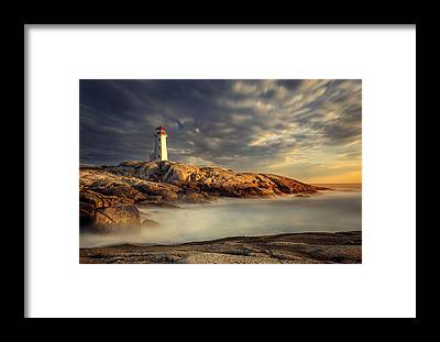 Nova Scotia Framed Prints