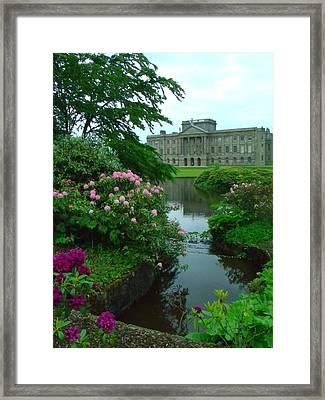 Pemberley Framed Print