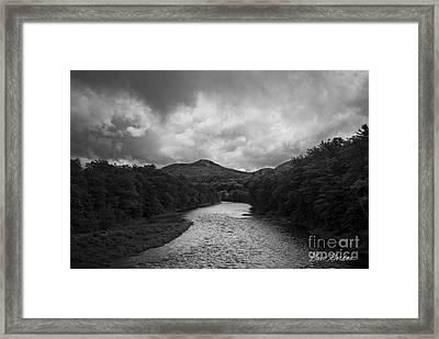 Pemigewasset River Nh Framed Print