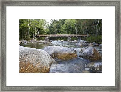 Pemigewasset Wilderness - White Mountains New Hampshire Framed Print by Erin Paul Donovan