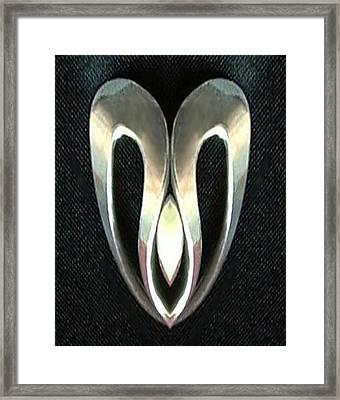 Pendant Framed Print