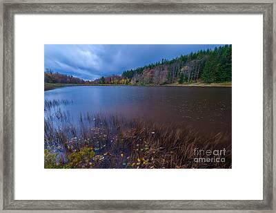 Pendleton Lake D80001084 Framed Print by Kevin Funk