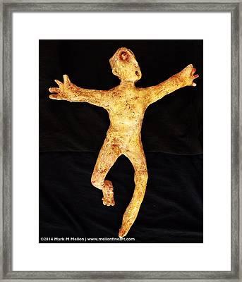 Pendulus No. 4  Framed Print by Mark M  Mellon