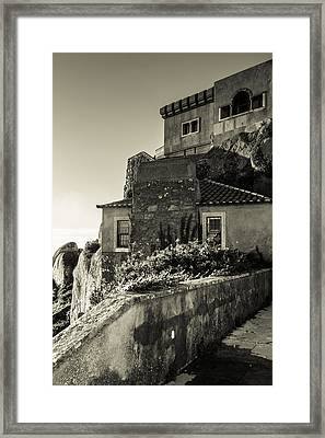 Peninha Sanctuary IIi Framed Print by Marco Oliveira