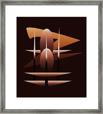 Penman Original  Framed Print by Andrew Penman