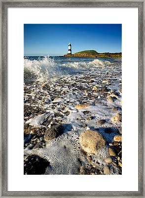 Penmon Isle Of Anglesey Framed Print