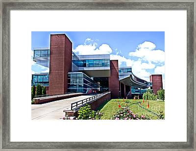 Penn State Its Building Framed Print
