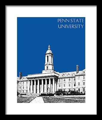 Penn State University Framed Prints
