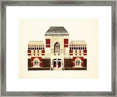 Pennsylvania Academy Of Fine Art Framed Print