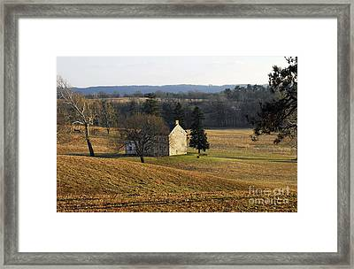 Pennsylvania Framed Print by Cindy Manero