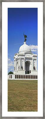 Pennsylvania State Memorial Framed Print by Panoramic Images