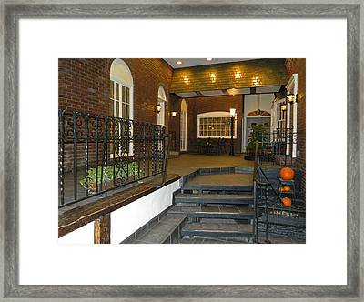 Penny Lane Lobby - Nyc Framed Print by Emmy Marie Vickers